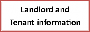 Landlord and Tenant Information